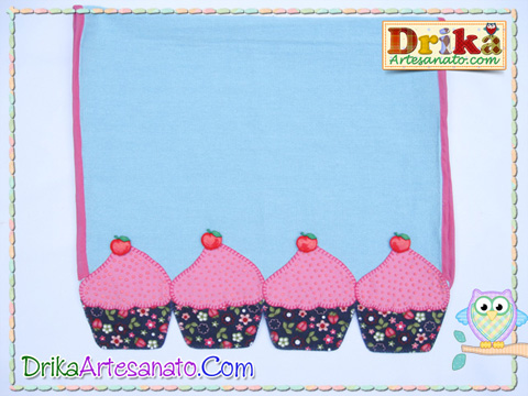 10-panos-de-pratos-com-patch-aplique-cupcake