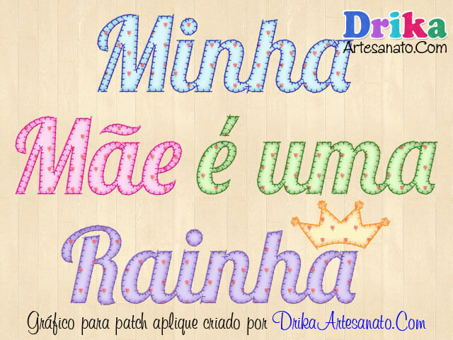 grafico-para-patch-aplique-rainha