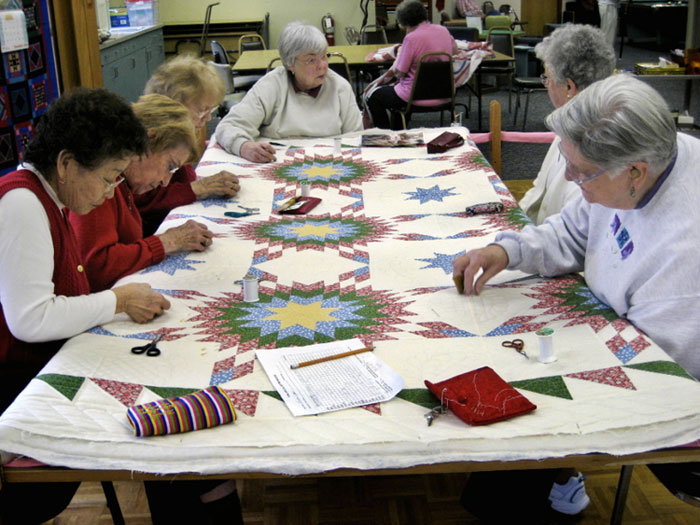 Quilting Bee atual